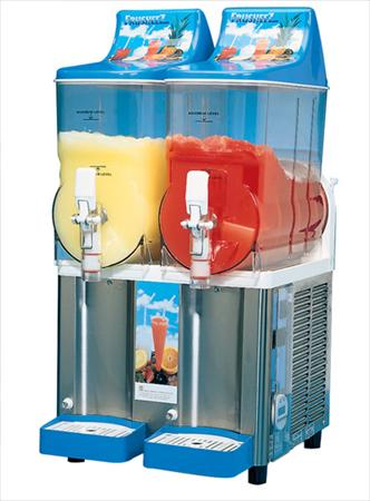 Double Slush Machine