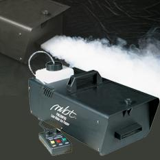 Fog Machine (include fog juice)