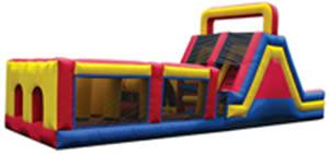 Mega Obstacle Course Inflatable