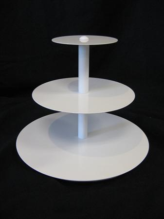 Small 3 Tier Cupcake Stand