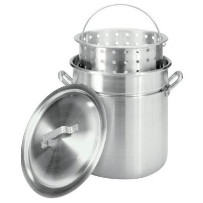 Stock Pots 40 quart with Baskets