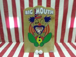 Big Mouth Clown Game