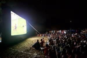 Inflatable Movie Screen 2