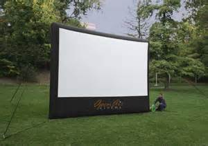 Inflatable Movie Screen Package