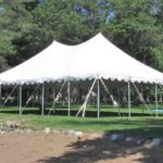 30 x 45 white canopy