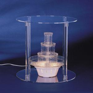 Cake Stand with Fountain