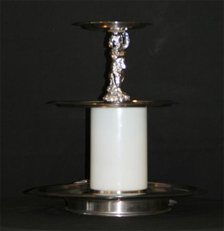 Lighted Tiered Tray – Small