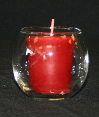 Roly Poly Candleholder