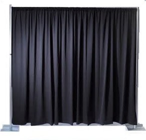 Backdrop-Pipe and Drape
