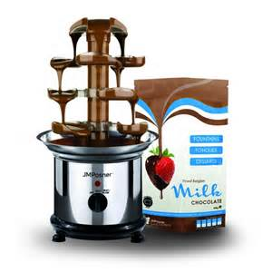 Chocolate Fountain – Cascading 2 – 4 lb